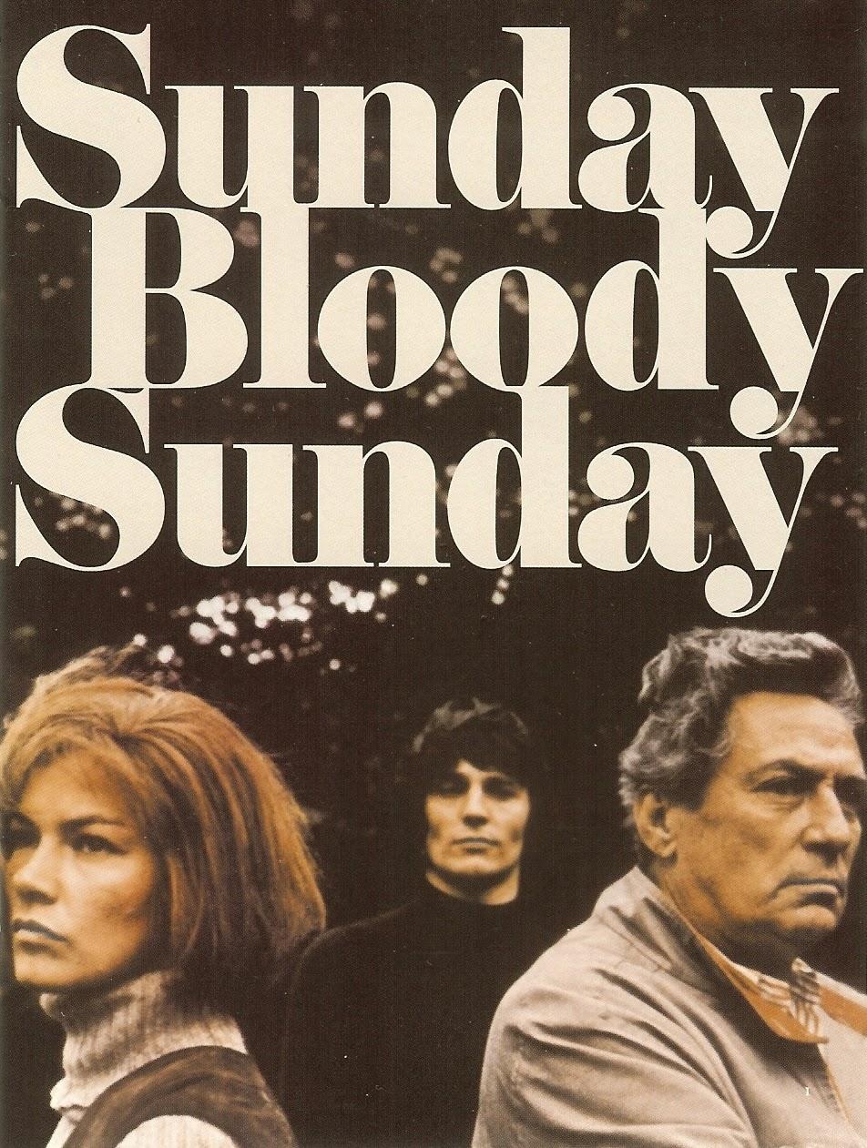 Sunday Bloody Sunday >> The Wild Reed John Schlesinger S Sunday Bloody Sunday A Genuinely