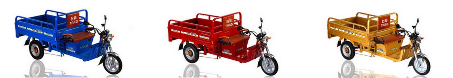 triciclo electrico jili tailg yustavo carga
