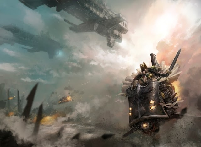 40k Release Schedule Unveiled: Chaos Marines, Dark Angels, and More!