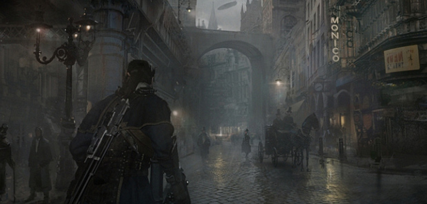 The Order 1886 - Controls Trailer