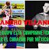 """Entrevista al Mundialista Alejandro Villanueva: """"El equipo esta comprometido a dejar el corazón por México"""""""
