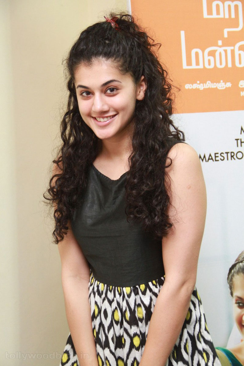Taapsee Pannu Latest Photos Gallery