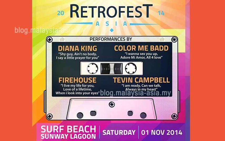 Retrofest Asia 2014 Sunway