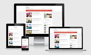invision-responsive-blogger-template