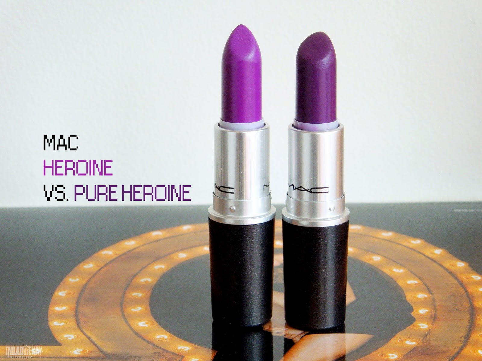mac lipstick pure heroine - photo #9