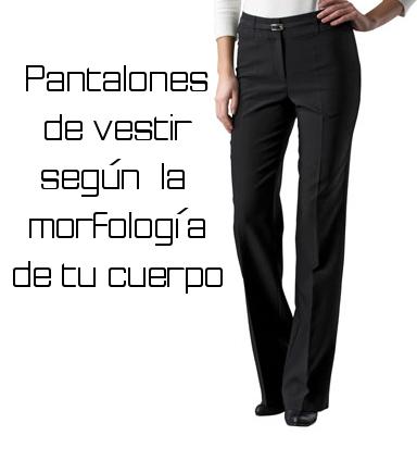 Pantalones De Vestir Para Diferentes Tipos De Cuerpo