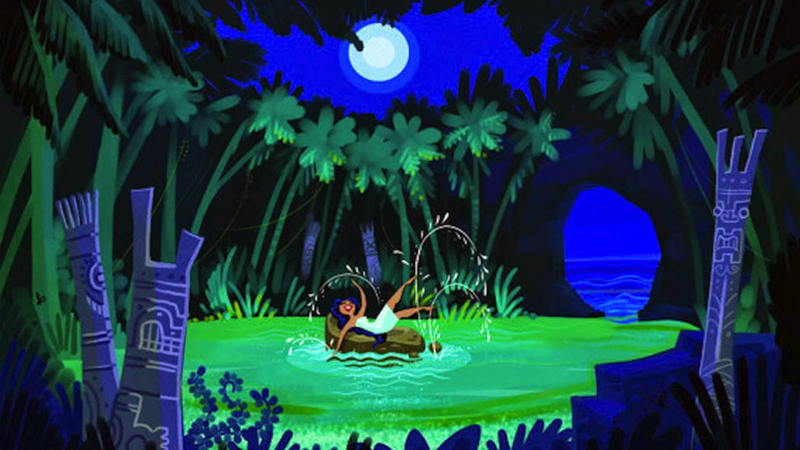 Gambar Moana Princess Walt Disney Film Terbaru Putri Hawai Legenda Polinesia