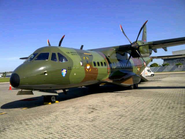 Malaysia minati pesawat CN295 buatan Indonesia