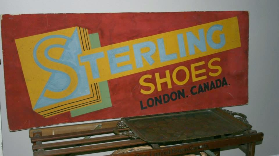 Sterling Shoes....Sterling Brothers Boot and Shoe Company