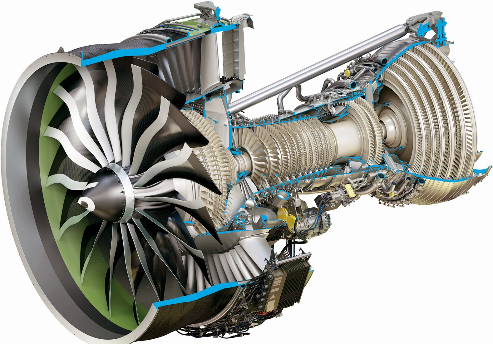 Alma De Herrero Motor De Aviaci 243 N Ge9x