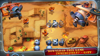 Tải game Fieldrunners 2 cho Android