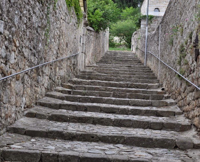 Escalier de largentière