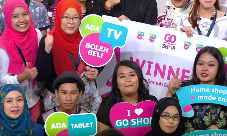 Astro Go Shop TV 2015