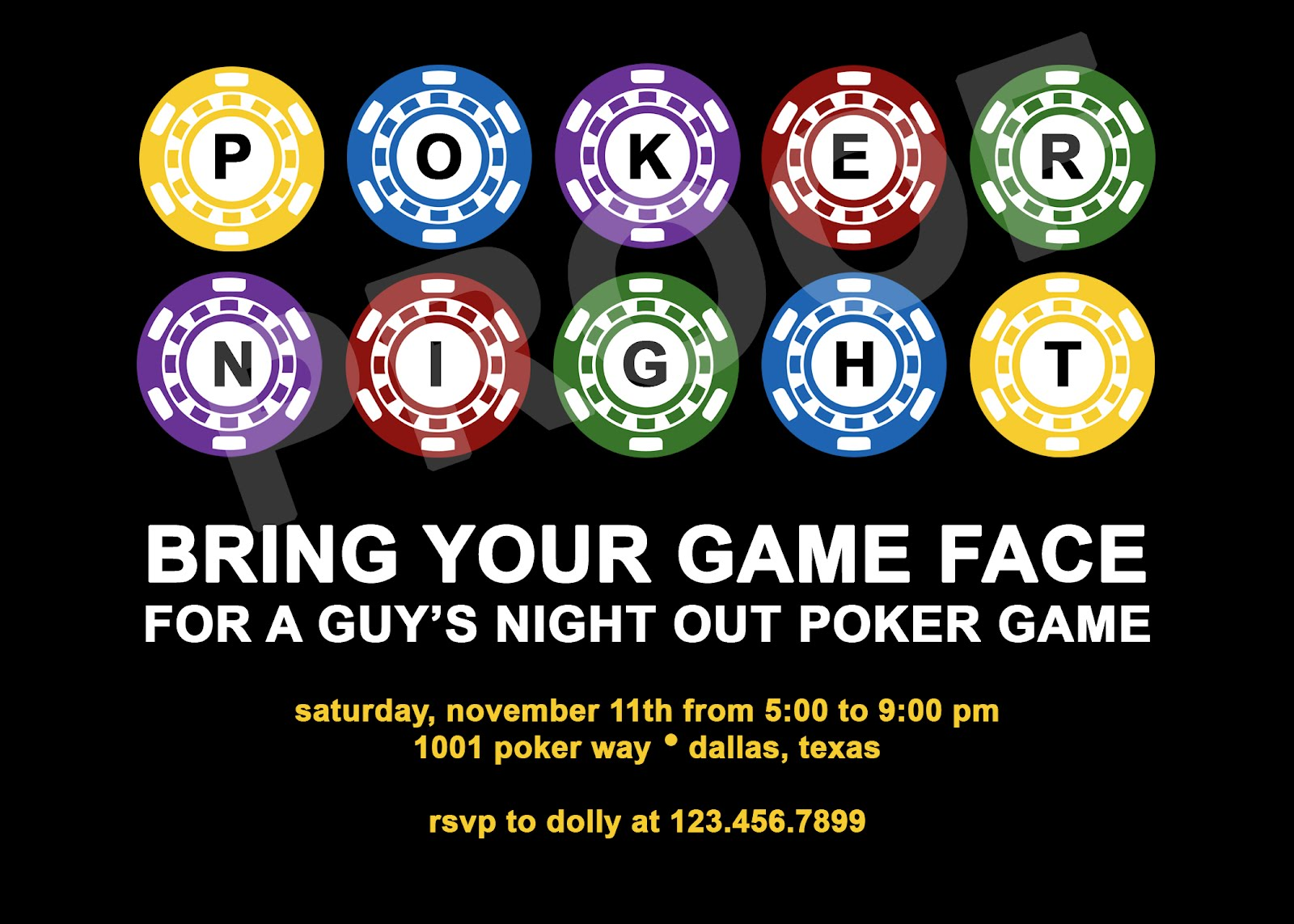 Get out poker night walkthrough