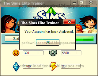 Sims Social Elite Cheat Tool