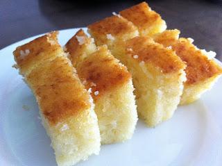 עוגת תפוזים עם קוקוס