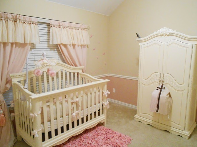 Baby nursery wall paint ideas - Girl color wall paint images ...