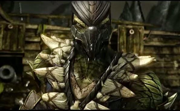 Mortal Kombat X - Reptile