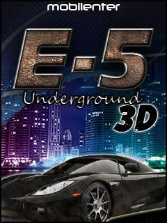 Underground 3D