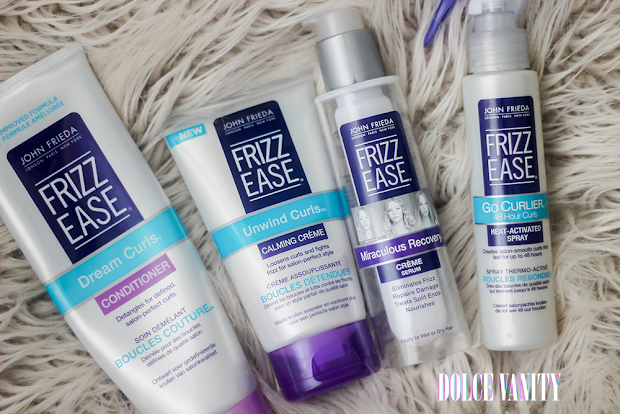john frieda curly hair products