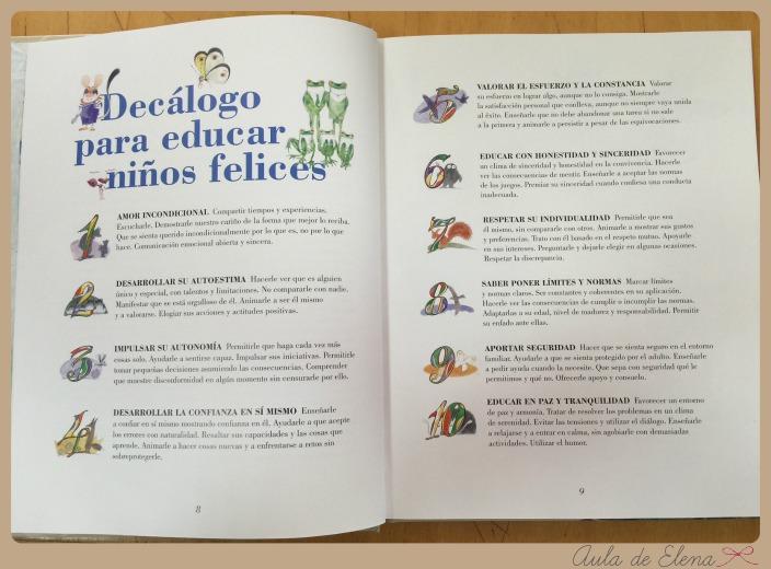 libros para educar ninos felices