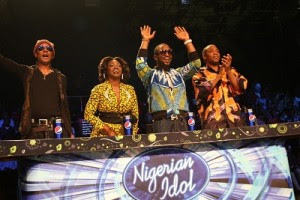 Nigerian Idol Top 5