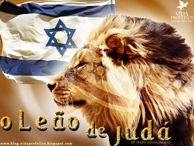 O Leão da Tribo de Juda