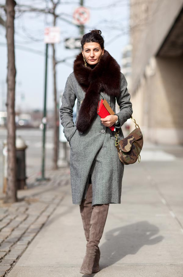 BISOU BISOU: Street Style New York FW 2012