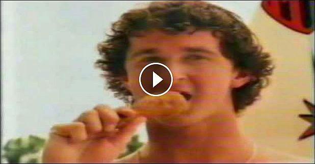 Kentucky Fried Chicken ad w Mark Richards 1983