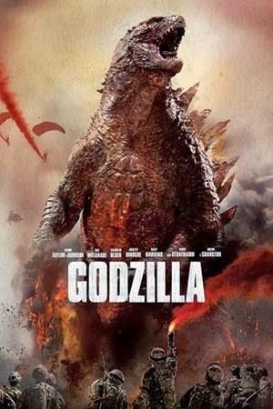 Imagen Godzilla DVDRip Latino