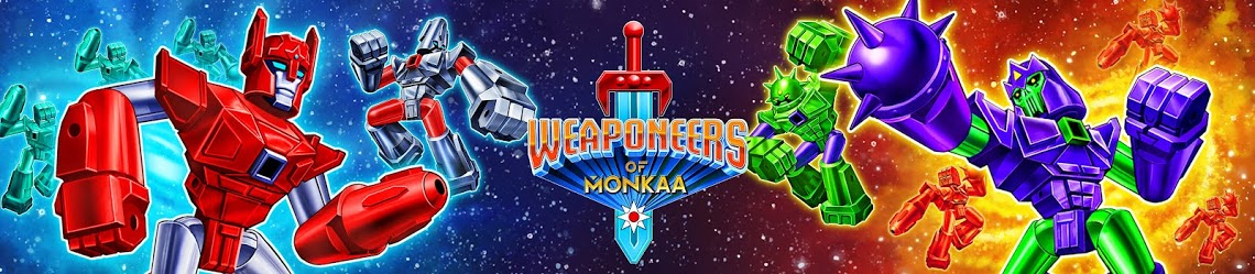 Weaponeers of Monkaa