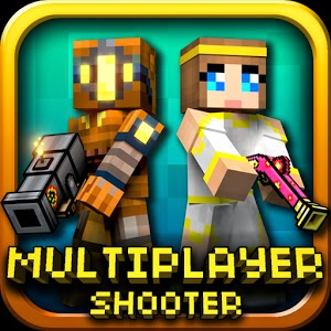 Download Pixel Gun 3D PRO Minecraft Ed. 6.2.1 Mod for Android