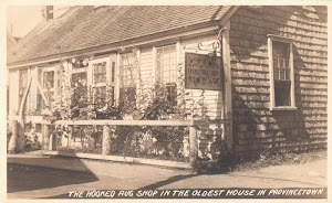 72 Commercial Street, Provincetown's oldest house, has stories to tell...