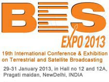 DRM to demonstrate Digital Radio at BES Expo 2013