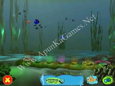 finding nemo free game download