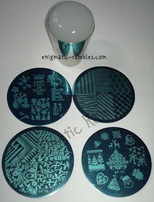 Born-Pretty-Store-BornPrettyStore-BPS-Stamping-Plates