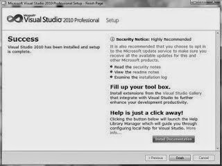 Cara Instalasi Visual Studio 2010 | http://aina-tunk.blogspot.com/