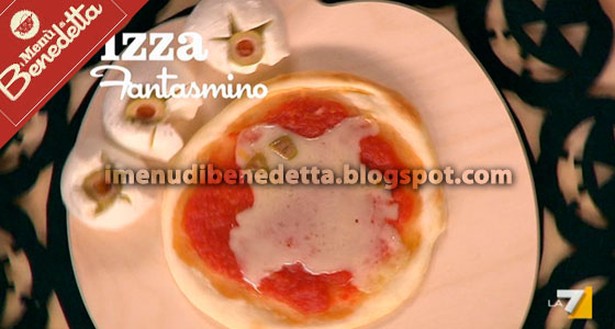 Pizzette a Fantasmino di Benedetta Parodi