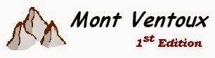 Mont Ventoux 1st Edition