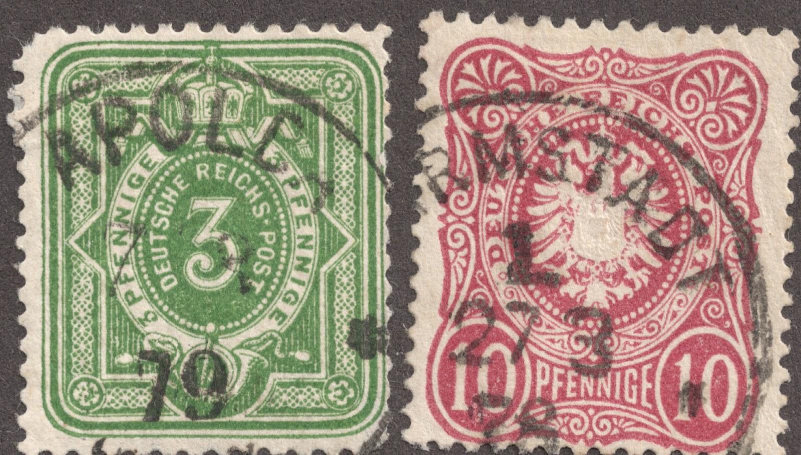 Big Blue 1840 1940 Germany 1871 1921