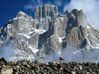 Baltoro Glacier  Pakistan Wallpapers