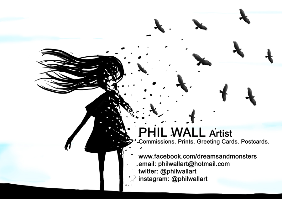 Phil Wall Art