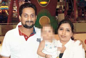 Mumbai couple struggle to save their daughter: