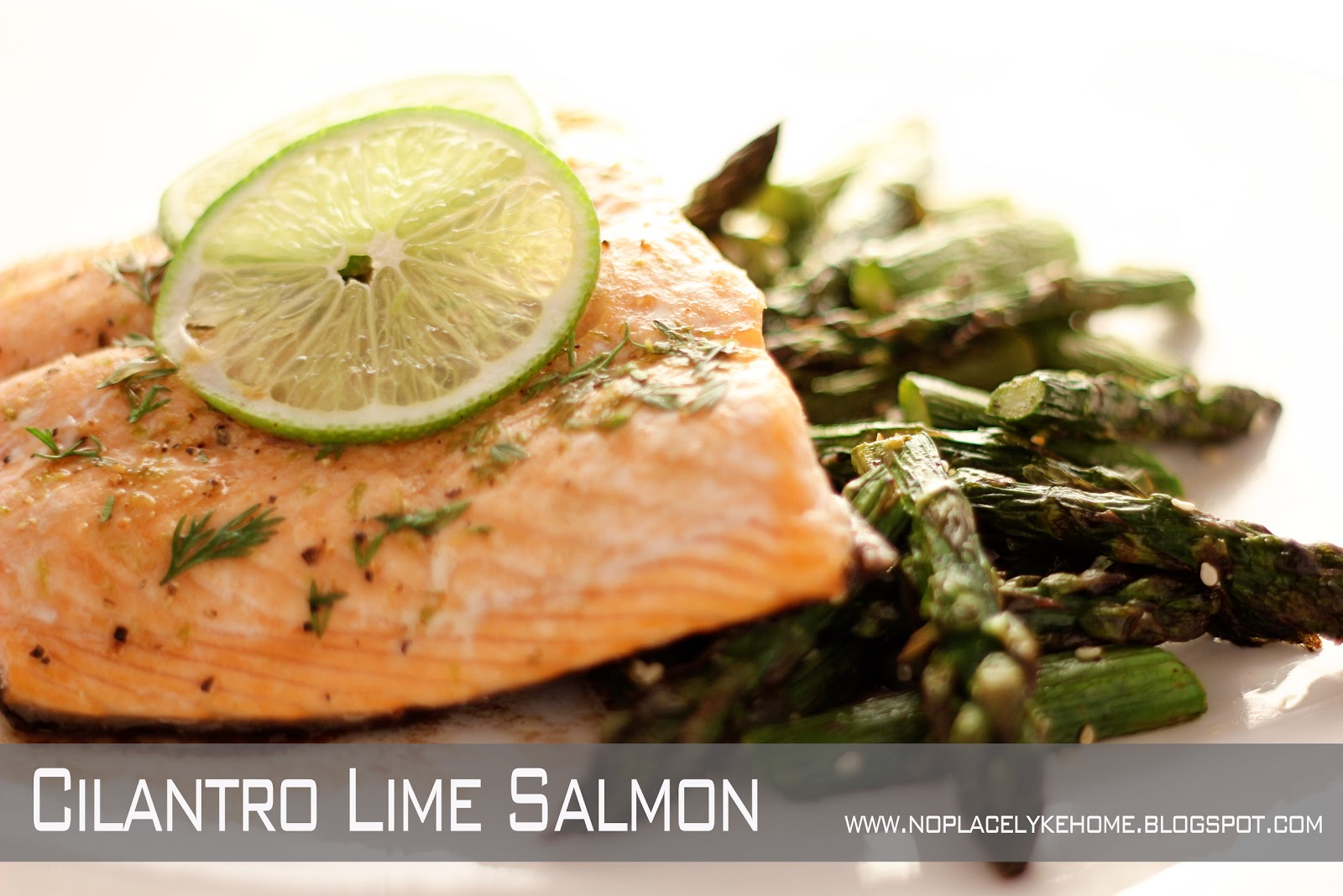 no place lyke home recipe cilantro lime salmon