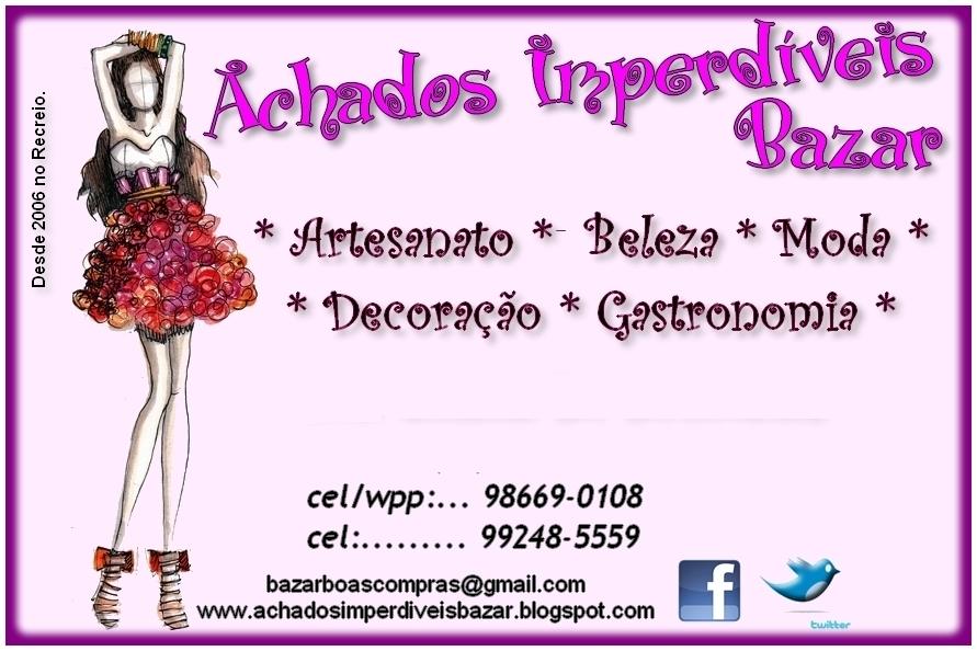 Achados Imperdiveis Bazar & Brechó