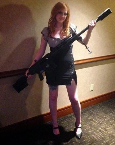 Dammit Janet Clarke Does For The Canadian National Firearms