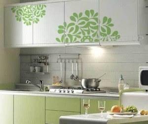 Come decorare le pareti della cucina e non solo for Stickers per mobili
