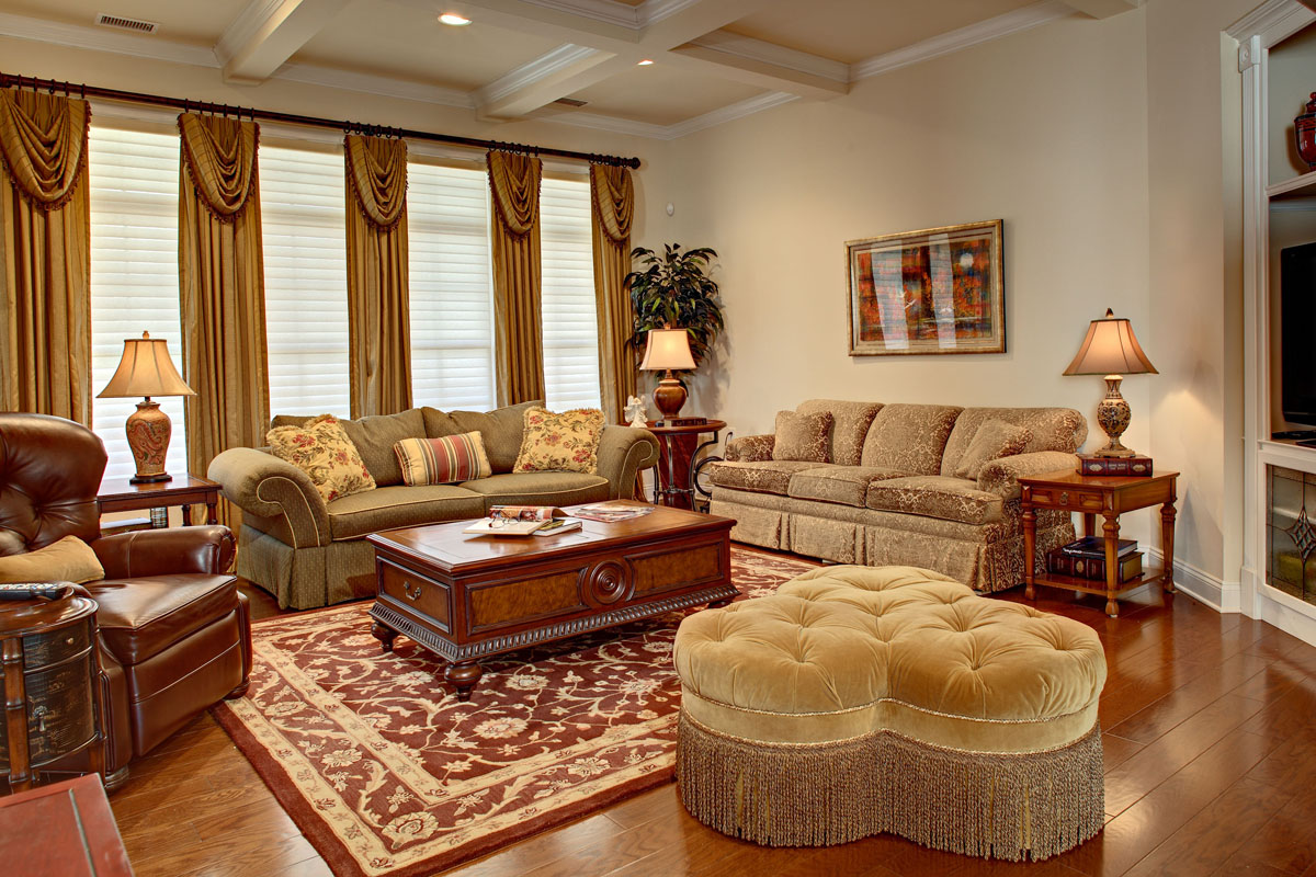 Soft Modern Decorating Style - Comfortable home