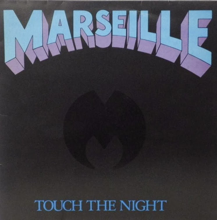 Marseille - Touch the Night (1984) NWOBHM