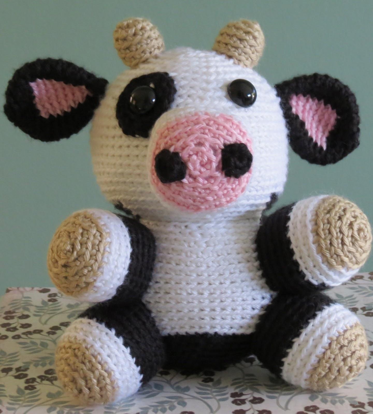 Amigurumi Animals : Adrialys Handmade Creations: FO Friday: Amigurumi Animals